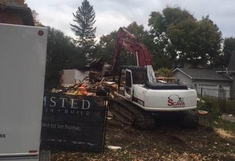 Ottawa renovations demolition